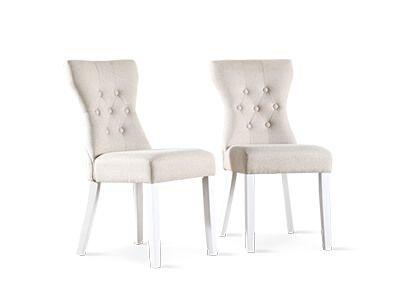 Bewley Oatmeal Chairs