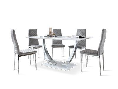 Peake and Renzo Dining Set