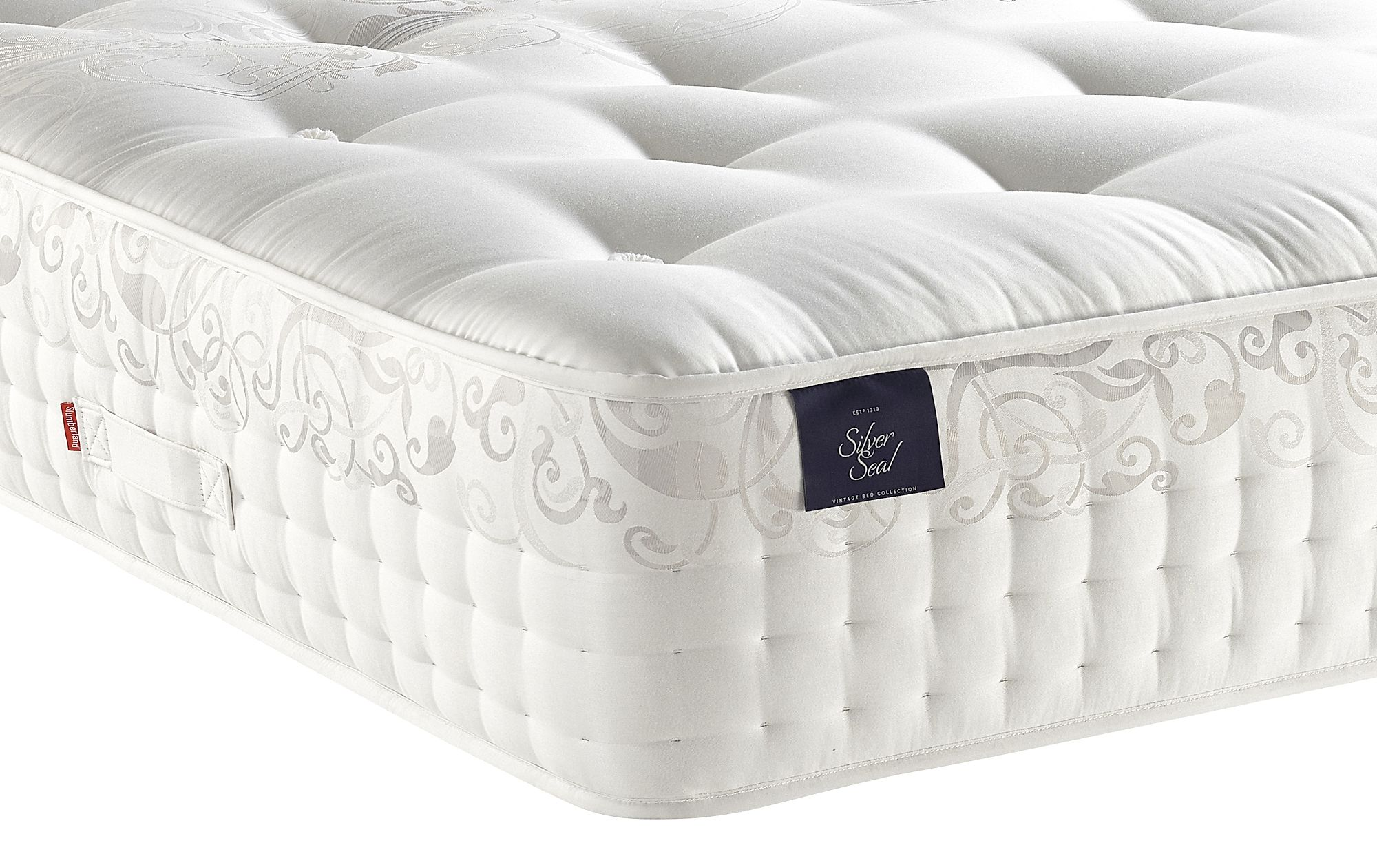 Slumberland Silver Seal 2000 Mattress Super King Size Only Furniture Choice