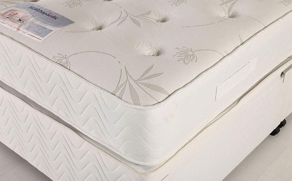 Healthopaedic Total Comfort 1000 Small Double Memory Foam Mattress - Medium