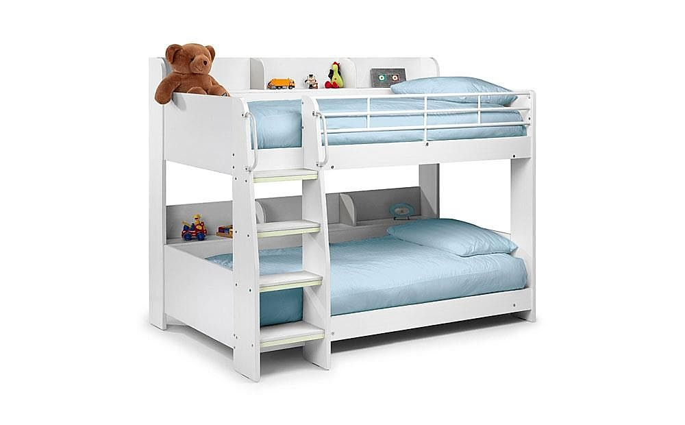 Domino White Bunk