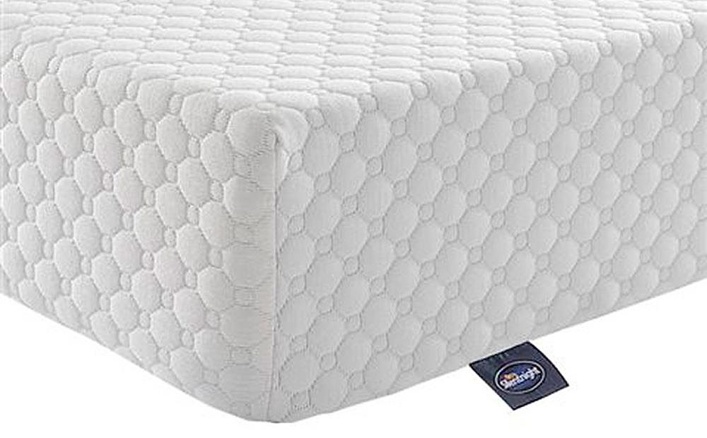 Silentnight Mattress Now 7 Zone King Size Memory Foam Mattress