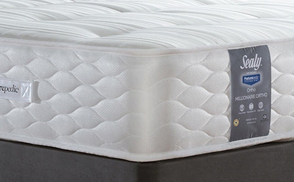 Sealy Pearl Ortho Single Mattress