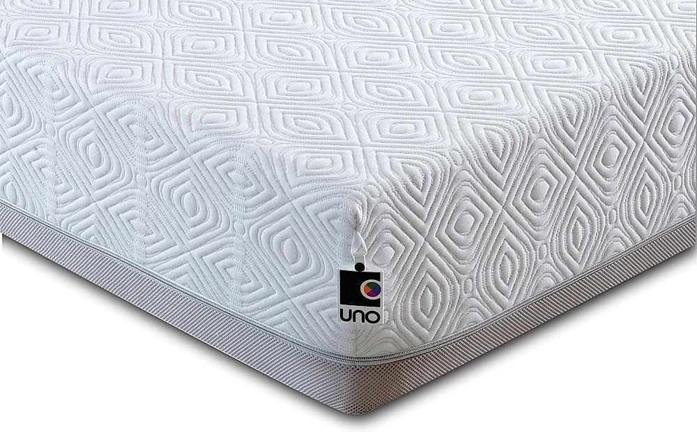 Breasley Uno Memory Pocket 1000 King Size Mattress