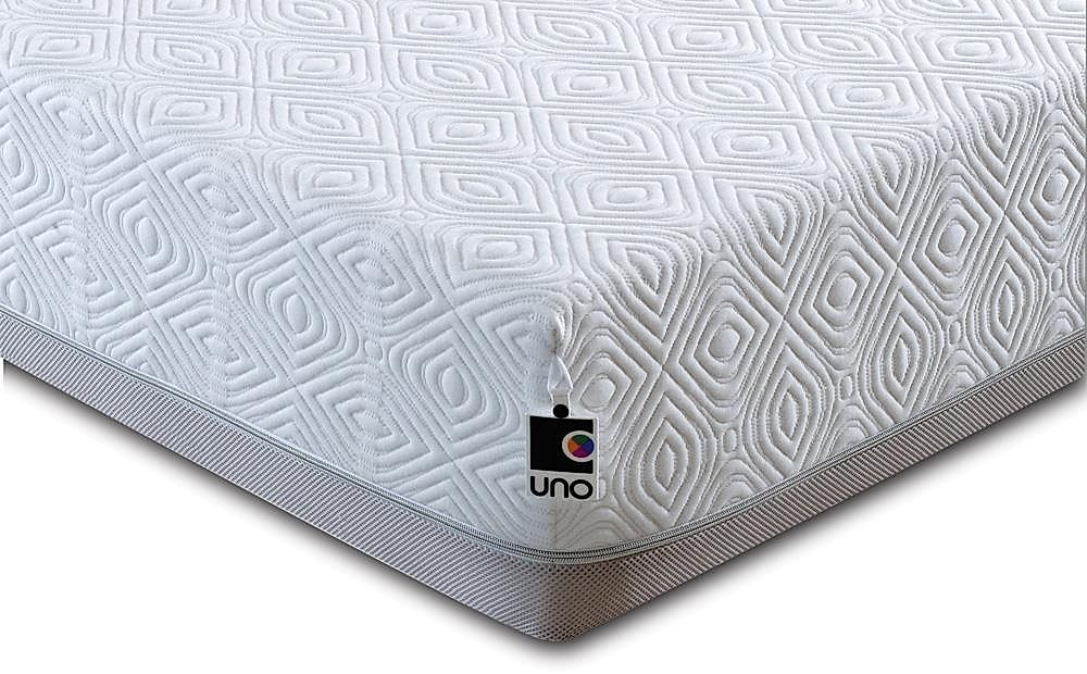Breasley Uno Memory Pocket 2000 Single Mattress