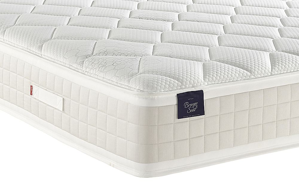 Slumberland Bronze Seal 1800 Mattress Super King Size Only Furniture Choice