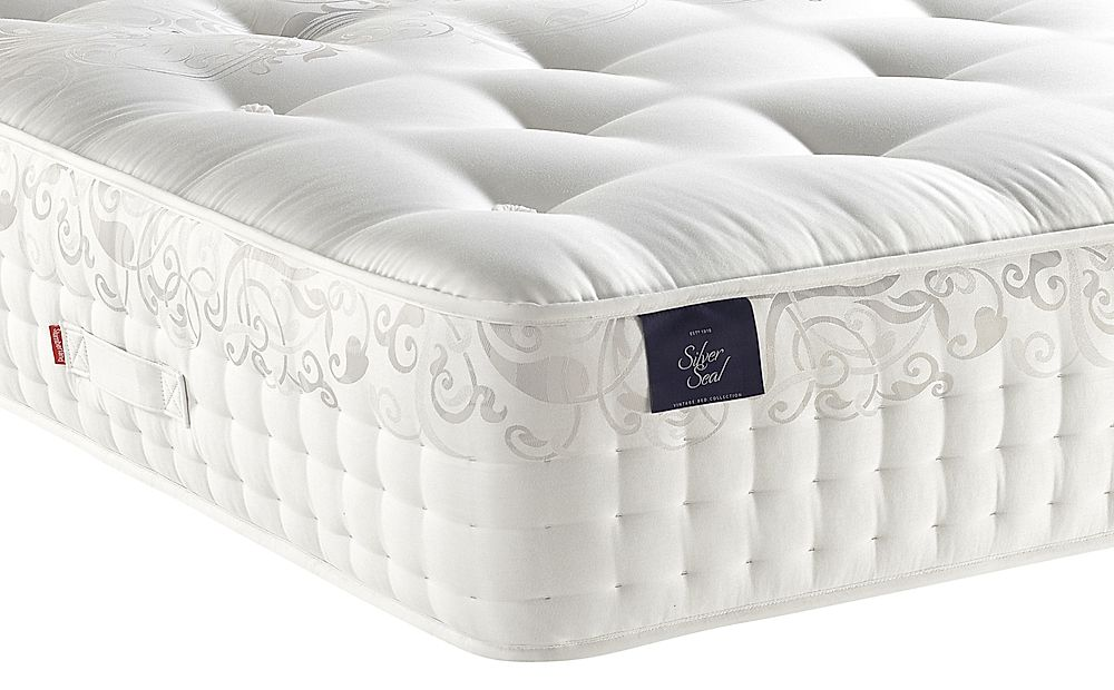Slumberland Silver Seal 2000 Mattress Super King Size