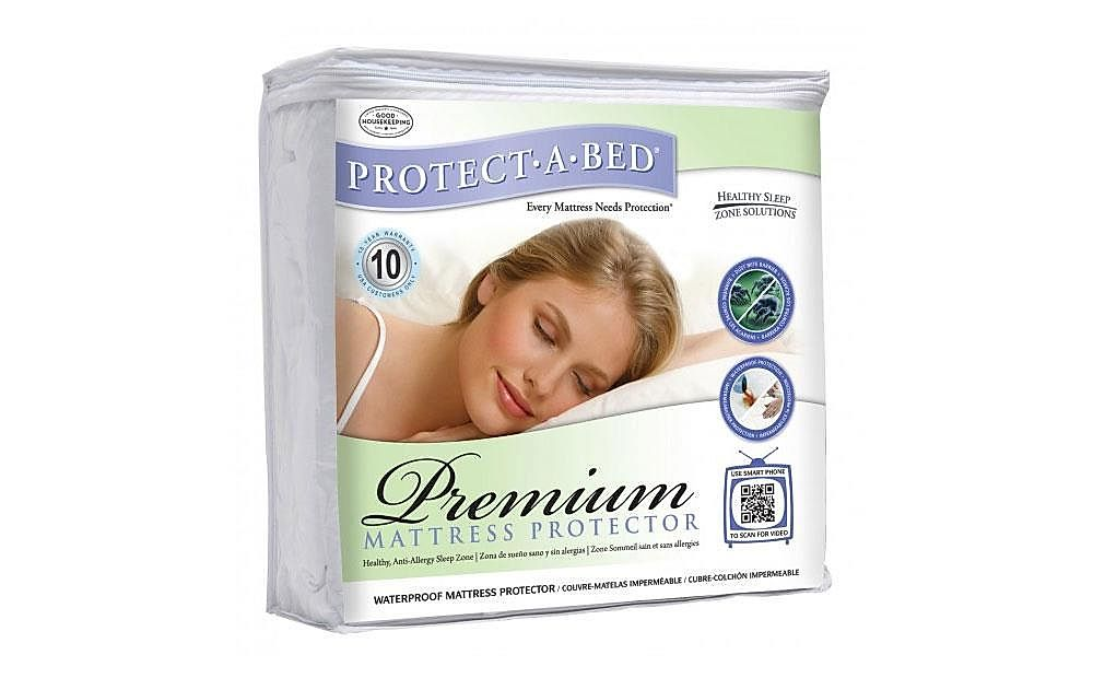 Protect-A-Bed Premium King Size Mattress Protector