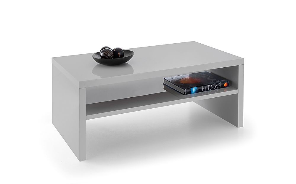 Strand Grey High Gloss Coffee Table