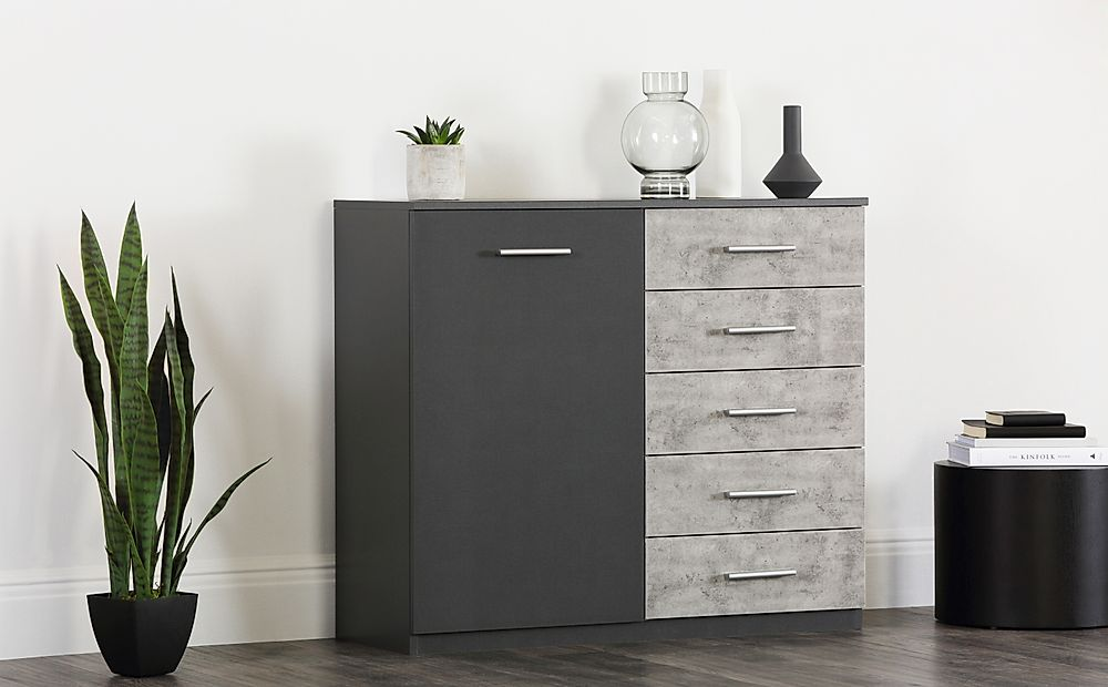 Rauch Lenny Chest of Drawers 100cm