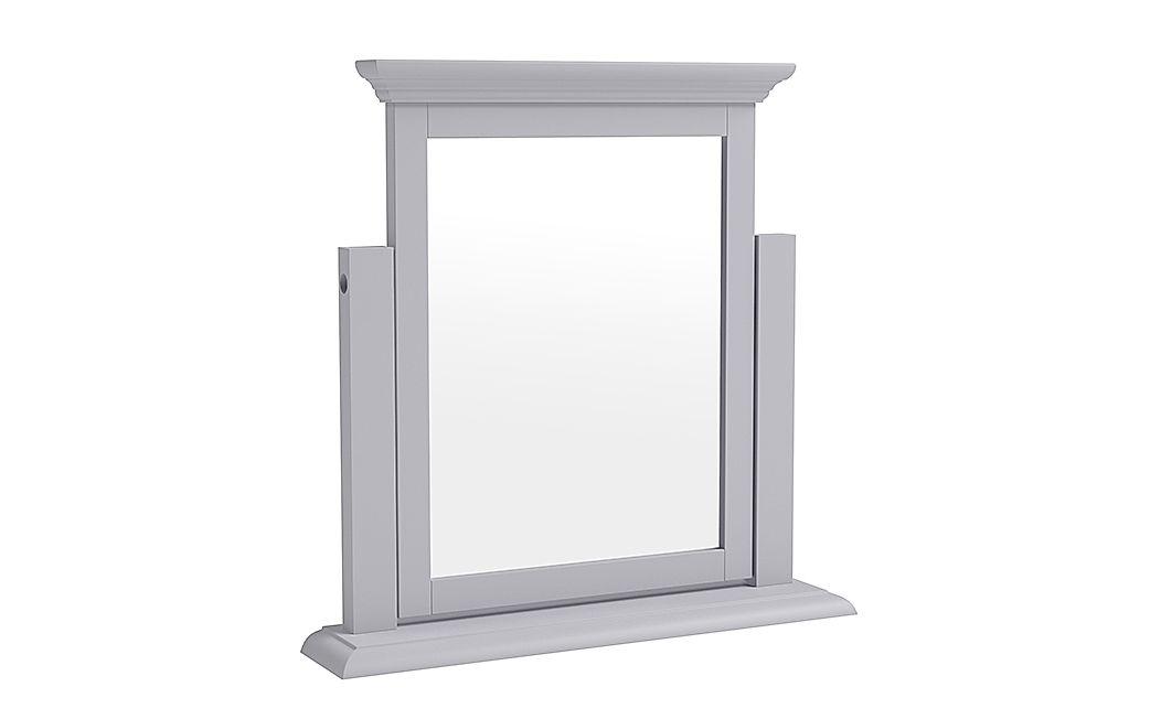 Berkeley Painted Grey Dressing Table Mirror