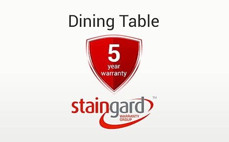Protection Plus 5 Year Furniture Cover - Dining Table