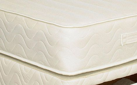 Supreme Vasco Double Memory Foam Mattress - Medium / Firm