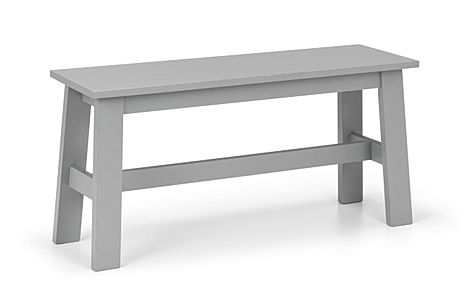 Weston Grey Dining Bench