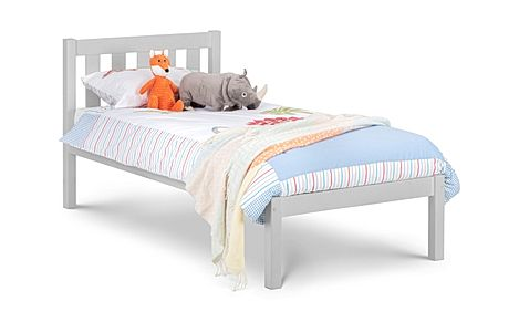 Willow Dove Grey Bed Single