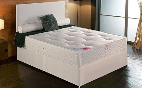 Vogue Delia Double 4 Drawer Divan Bed