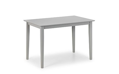 Weston Grey 112cm Dining Table