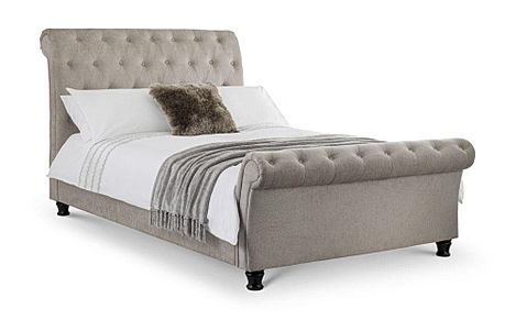 Ravello King Size Fabric Bed