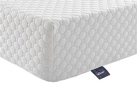 Silentnight Mattress Now 7 Zone Memory Foam King Size Mattress