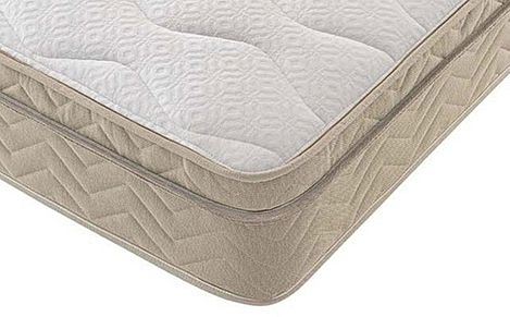 Silentnight Rio Miracoil Cushion Top Single Mattress