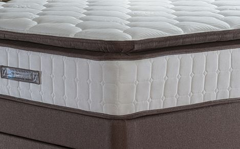 Sealy Nostromo Double Latex Foam Mattress