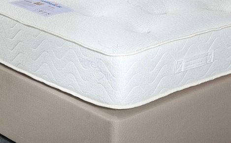 Healthopaedic Silk 1000 Super King Size Mattress