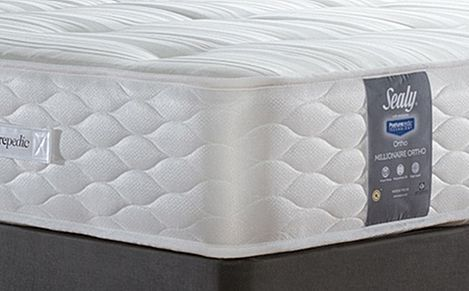 Sealy Pearl Ortho Super King Size Mattress