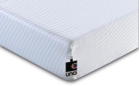 Breasley Uno Revive Small Double Mattress