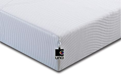Breasley Uno Vitality Plus Single Mattress