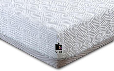 Breasley Uno Memory Pocket 1000 Single Mattress
