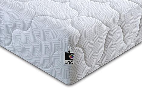 Breasley Uno Pocket 2000 King Size Mattress
