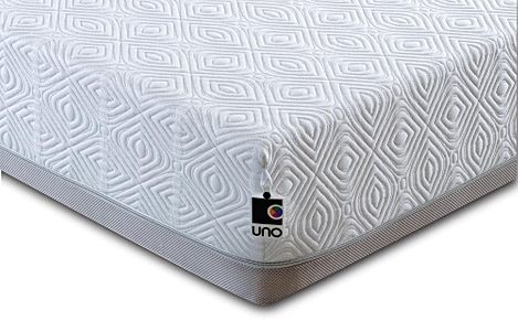 Breasley Uno Memory Pocket 2000 Super King Size Mattress
