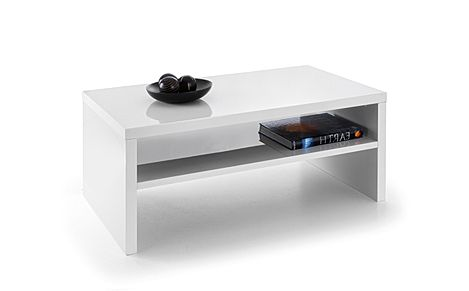 Strand White High Gloss Coffee Table