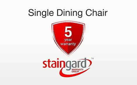 Protection Plus 5 Year Furniture Cover - Single Dining Chair