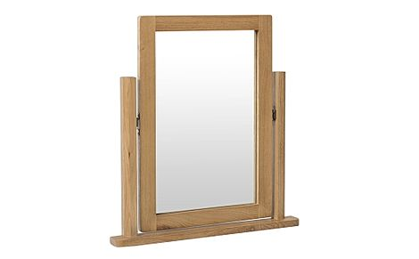 Derwent Oak Dressing Table Mirror