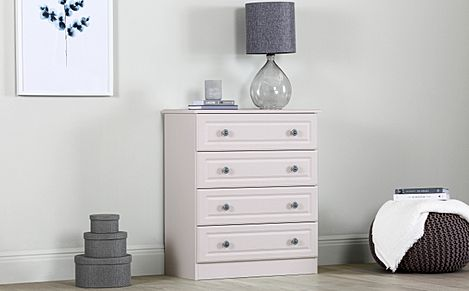 Pembroke Stone 4 Drawer Chest Of Drawers