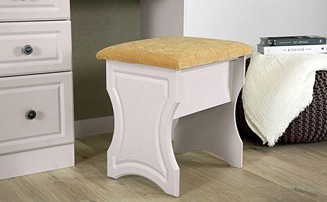 Pembroke Stone Dressing Table Stool