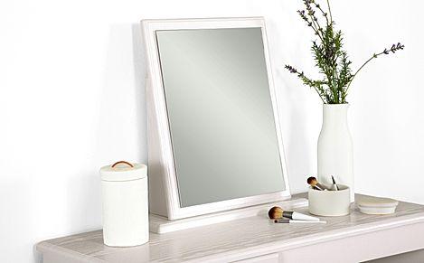 Pembroke Stone Small Dressing Table Mirror
