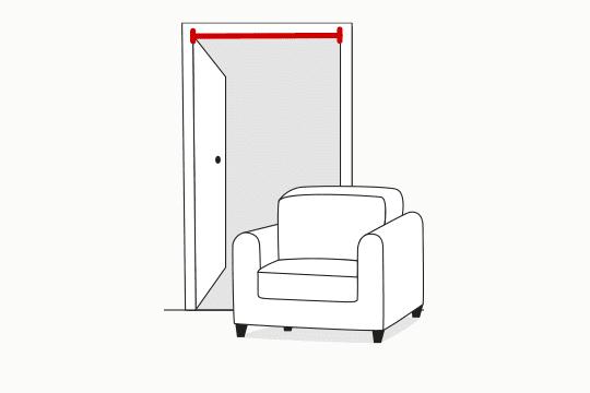Minimum access width unpacked