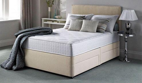 Silentnight Pocket Essentials 1000 Divan - Double