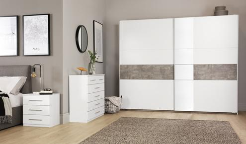 Korbach Bedroom Furniture