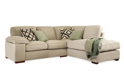 Cassie Corner Sofa Oatmeal