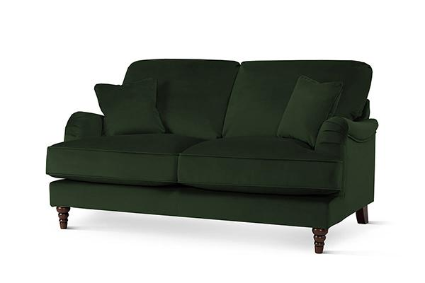 Charleston Emerald Green 2 Seater
