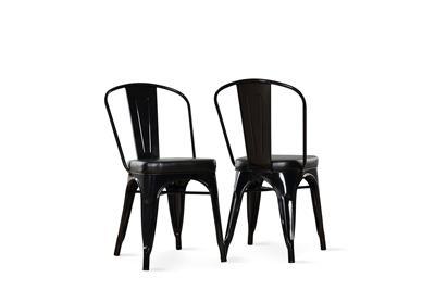 Kew black chair