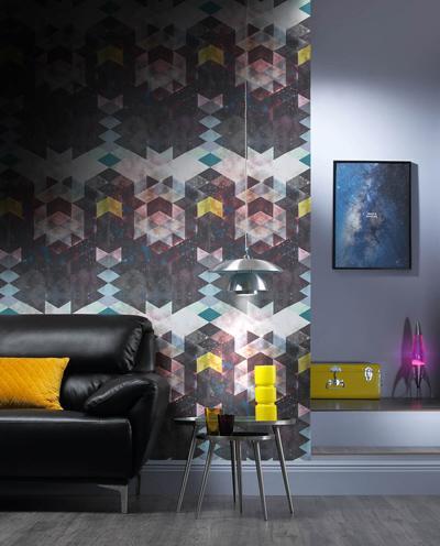 Enzo Black Leather Sofa