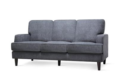 Albion slate grey 3 seater
