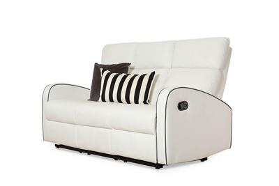 Ashby white 3 seater