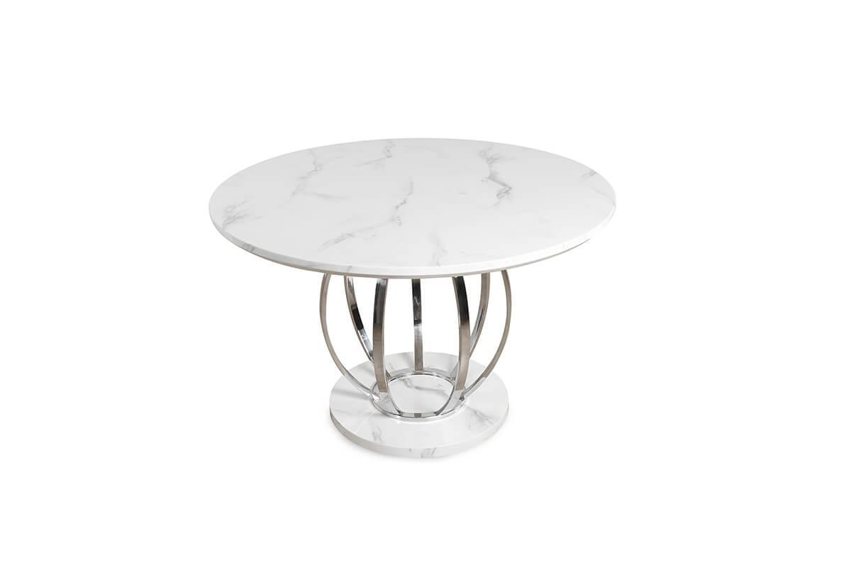 Savoy white marble
