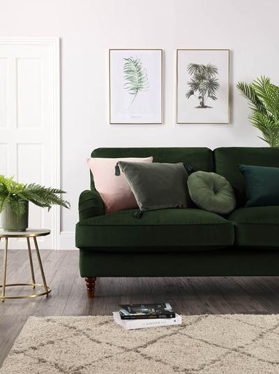 Charleston green lifestyle