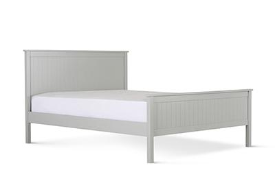 Dorset Bed Dove Grey